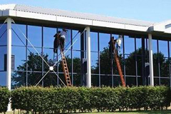 Commercial Window Cleaning in the UK
